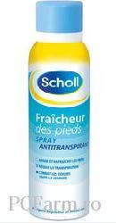 Spray impotriva transpiratiei picioarelor - Scholl