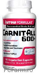 CarnitALL 600 - Aminoacizi energizanti