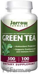 Green Tea - Reduce stresul oxidativ