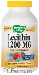 Lecithin 1200 mg - KAL