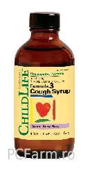 Cough Syrup - Primul ajutor in caz de tuse!