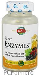 Super Enzymes - Digestie fara probleme!