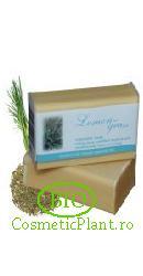 Sapun Bio pt. Fata si Corp din plante organice Lemongrass - Sodasan