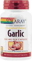 Garlic - Solaray