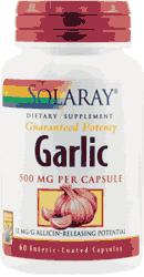 Garlic - Solaray