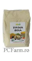 Faina  de Soia Nemodificata Genetic - Solaris