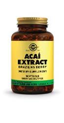 Acai Extract - Solgar