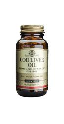 Cod Liver Oil - Solgar