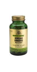 Korean Ginseng Root Extract - Solgar
