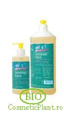 Sapun Bio Lichid Organic din plante cu 7 esente pure - Sonett