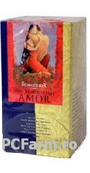 Ceai ecologic de mirodenii Amor (doze) - Sonnentor