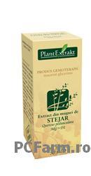 Extract din muguri de stejar  - PlantExtrakt