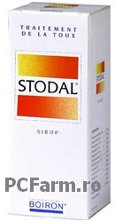 Stodal, granule