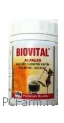 Suc din lucerna verde Alfa Alfa - Biovital