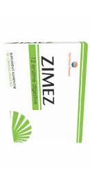 Zimez 30 cps - Sun Wave Pharma