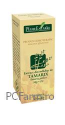 Extract din mladite de tamarix