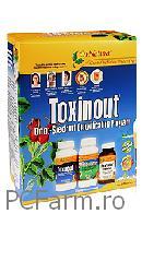 ToxinOut - Programul de detoxifiere cu spectru larg