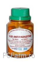 Ulei antiparazitar tip Aden - Stefania Stefan