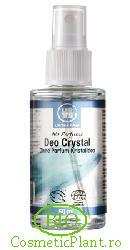 Deo Spray Crystal Fara Parfum - Urtekram