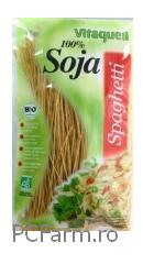 Spaghete Organice (Bio) de Soia - Vitaquell