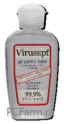 Virusept gel - Walmark