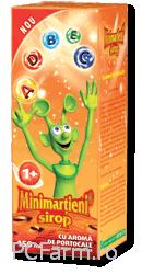 Minimartieni Sirop - Walmark