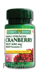 Cranberry - Nature s Bounty