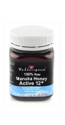 Miere de Manuka Activa 12+ RAW 250 g - Wedderspoon
