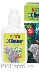 Spray Nazal  pentru copii - Xlear