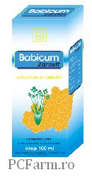 Babicum Sirop de patlagina
