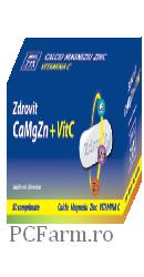 Calciu Magneziu Zinc Vitamina C