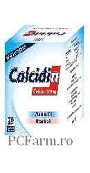 Calcidin plicuri - Pentru oase puternice